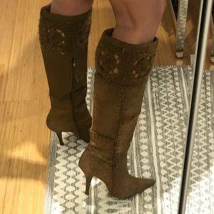 aa2c9a49366 Hype Boots on Poshmark
